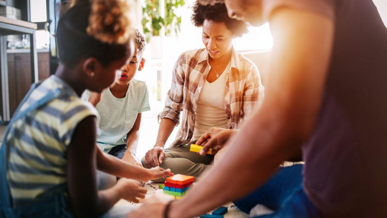 El juego en familia
