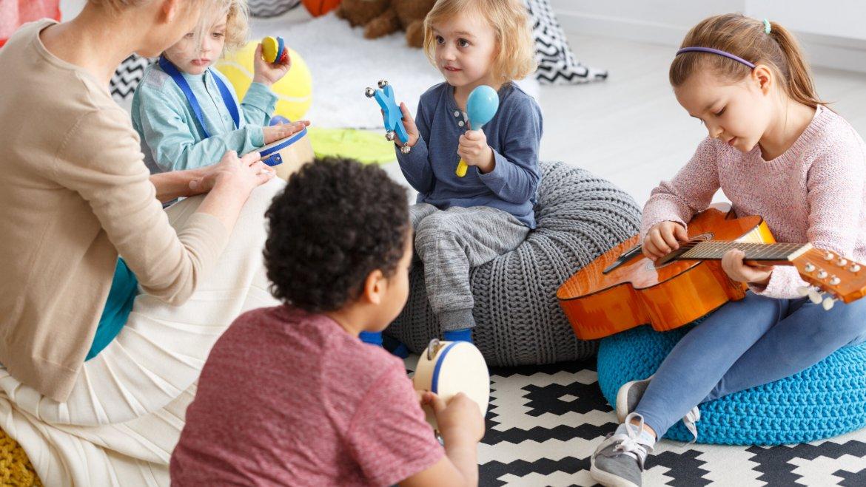 La música en la infancia