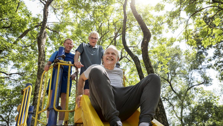 Juegos y personas mayores