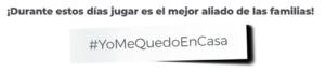 Letrero #yomequedoencasa
