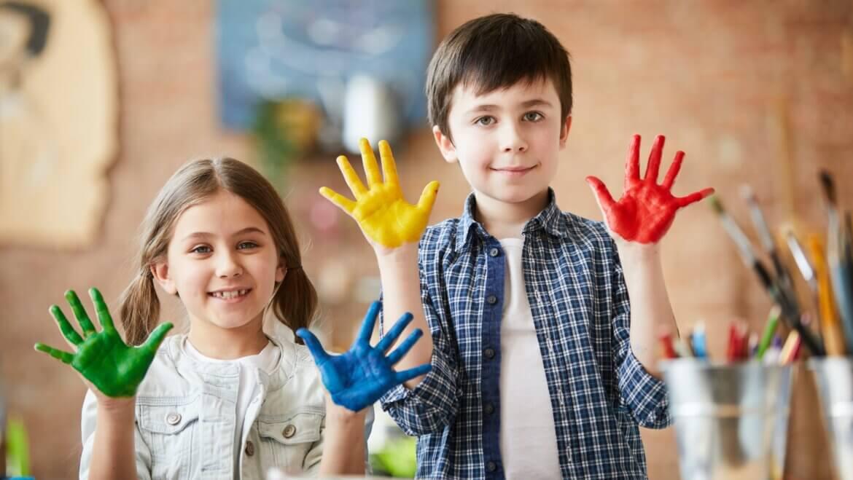 Manualidades con rollos de papel higiénico para niños y niñas