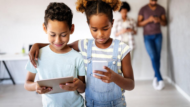 Hábitos saludables digitales con Family Link