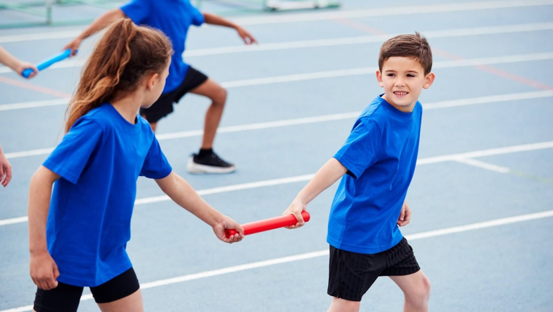Juegos para niños y niñas al aire libre sin material