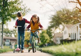Juegos al aire libre: ¿Por qué son importantes para los peques?