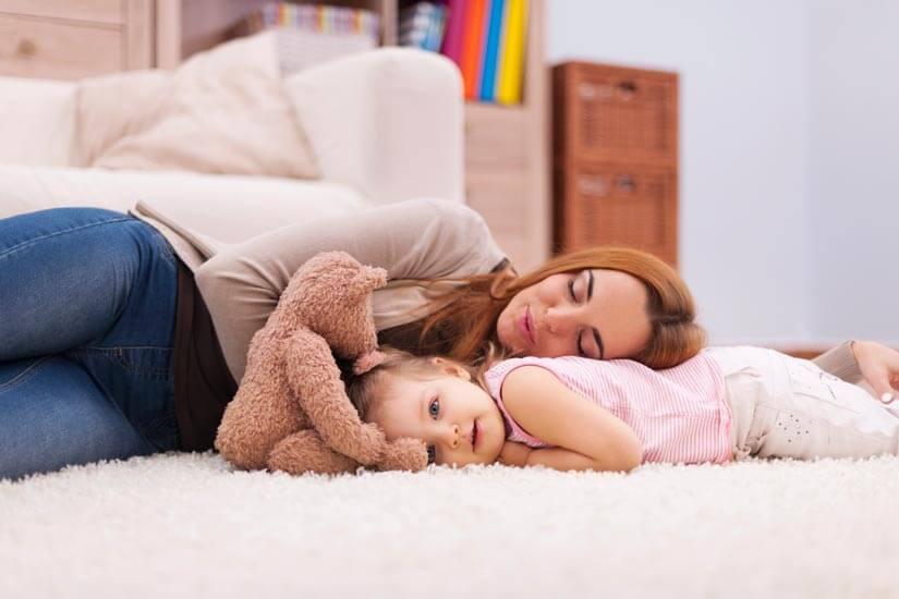Hábitos para mejorar el sueño y el descanso infantil