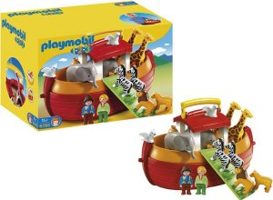 Barco para niños: Arca de Noé