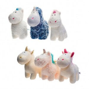 Theodor & Friends: Peluches de unicornios